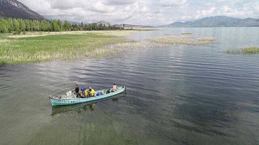 Ada sakini Yörükler kayıklarla göçüyor: 1 mayıs tarihinde göç başladı