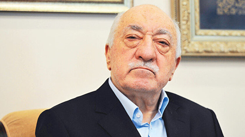 Baş terörist Fetullah Gülen