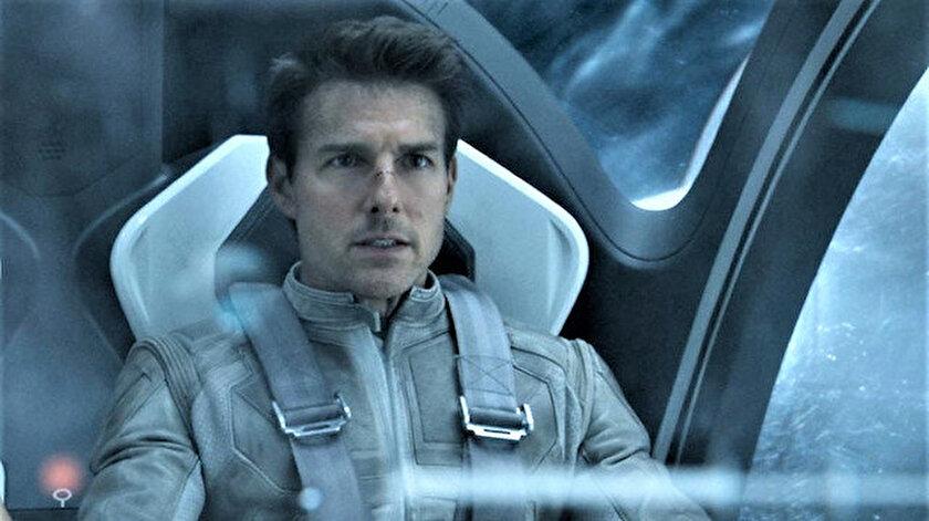 Dünyaca ünlü Hollywood yıldızı Tom Cruise