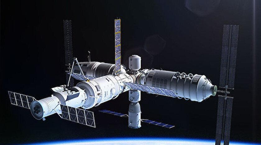 Çin'den Uzay planı