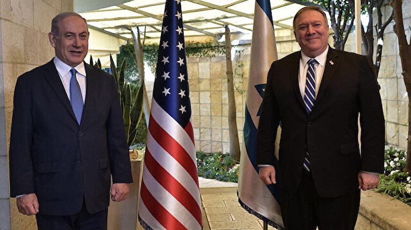 Pompeo: İsrail hükümetinin ilhakı uygulama konusunda karar verme hakkı ve sorumluluğu var