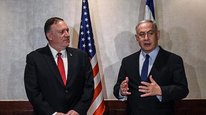 ABD Çinin İsrail ekonomisine nüfuz etmesinden rahatsız