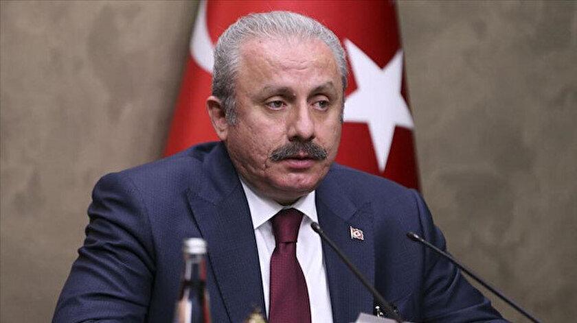 TBMM Başkanı Mustafa Şentop, 19 Mayıs mesajı yayımladı.