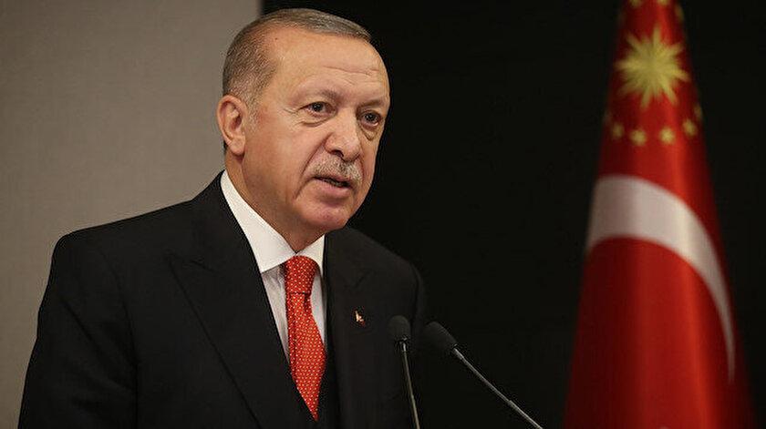Cumhurbaşkanı Erdoğan, yeni tedbirlerle ilgili ulusa seslendi.