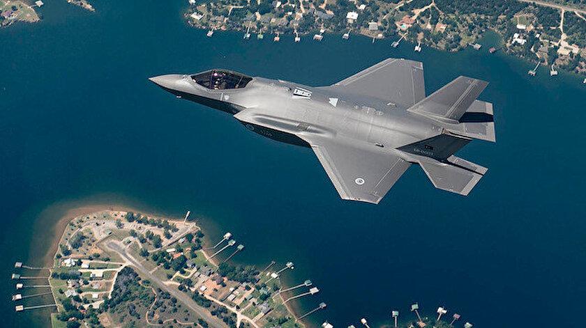 ABD'de F-35 uçağı düştü: En pahalı iki uçak kısa aralıklarla düşmesi dikkat çekti