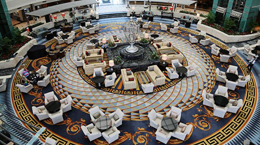 Haziran ayından itibaren oteller müşteri kabul etmeye hazırlanıyor.