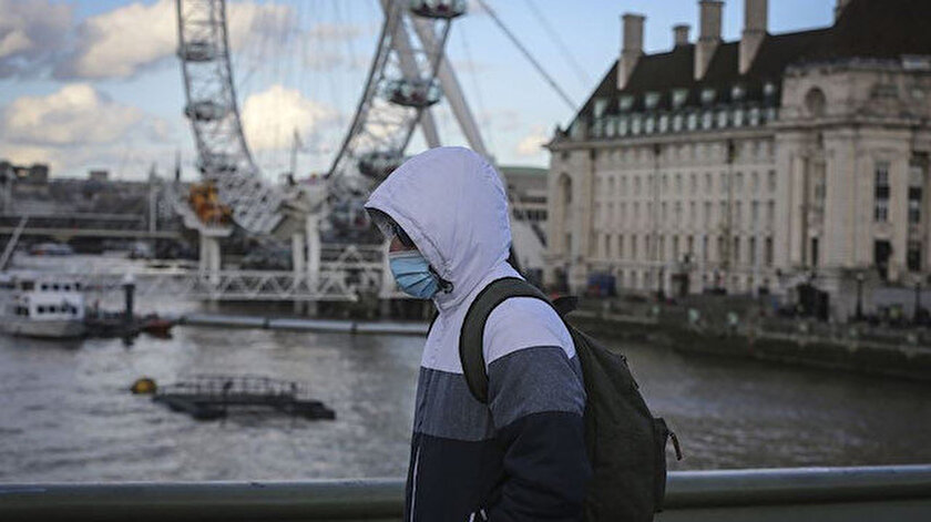 İngilterede Kovid-19 nedeniyle hayatını kaybedenlerin sayısı 36 bini geçti