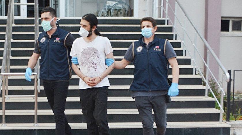 Taylan Kulaçoğlu tutuklandı.