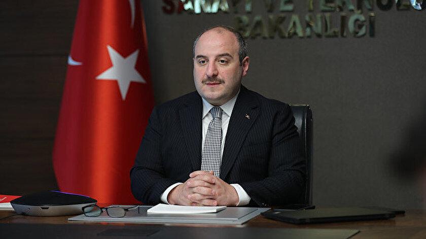 Sanayi ve Teknoloji Bakanı Mustafa Varank BTSO Müşterek Komiteler Toplantısı'nda konuştu.