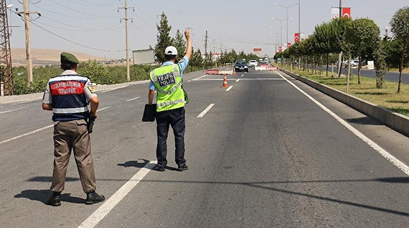 İçişleri Bakanlığı 81 il valiliğine Ramazan Bayramı trafik tedbirleri genelgesi gönderdi