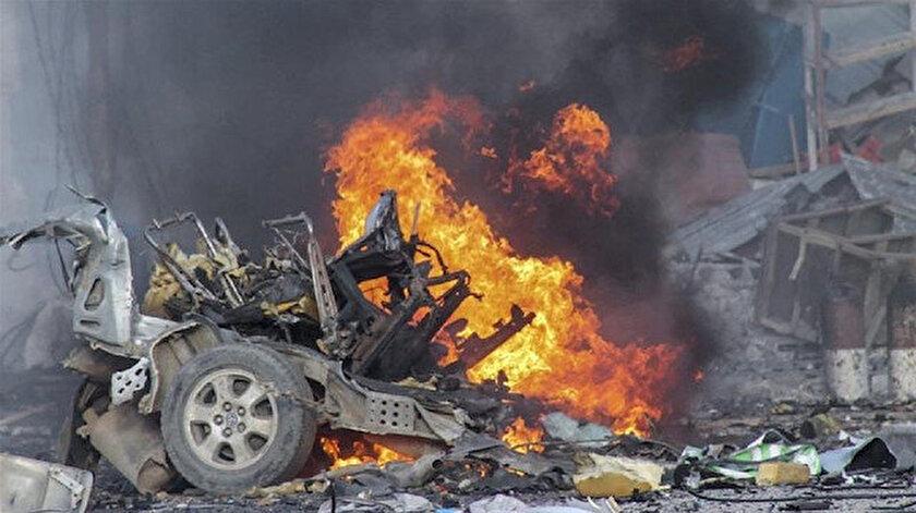 ABD, Kovid-19 sürecinde Orta Doğu ve Afrika'daki saldırılarını durdurmadı.