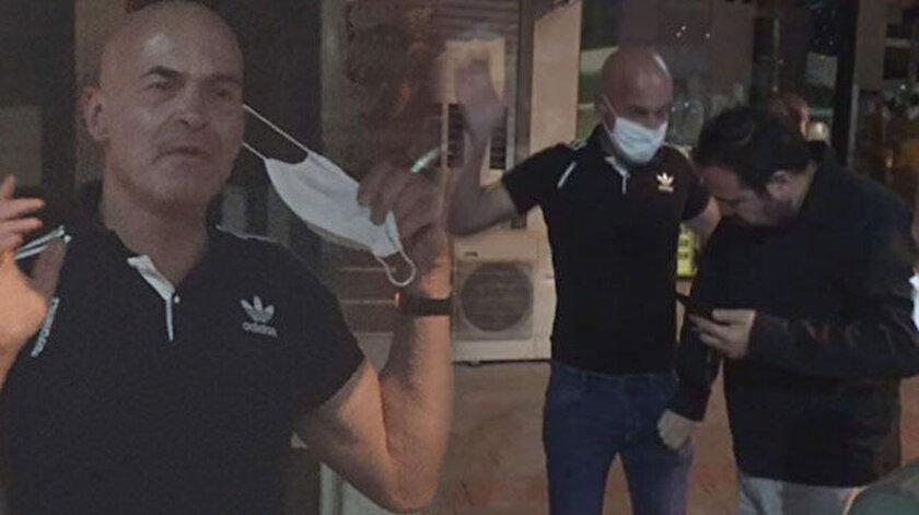 Polis, herhangi bir bulgu ve şüpheli duruma rastlamayınca Juall'ı kaldığı otele gönderdi.