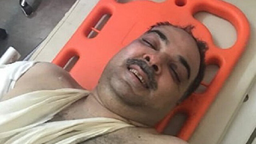 Enkazdan ağırlı yaralı olarak çıkartılan Zafar Masud  tedavi altına alındı.