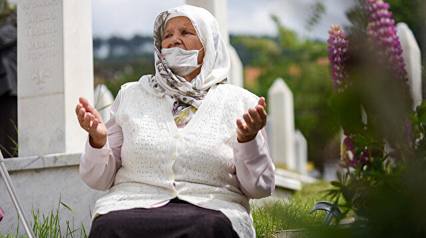 Bosna Hersek şehitleri dualarla anıldı: Çok gençti ama vatanseverdi
