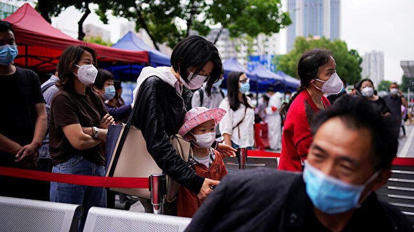 Wuhan'da ikinci koronavirüs dalgası resmen başladı.
