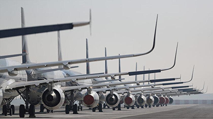 Havalimanlarında tedbirler açıklandı.