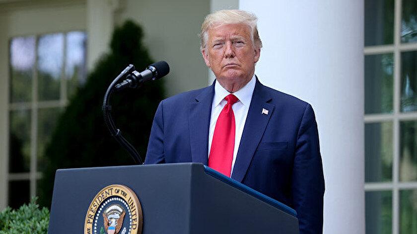 ABD Başkanı Trump Beyaz Saray'da gündemi değerlendirdi.