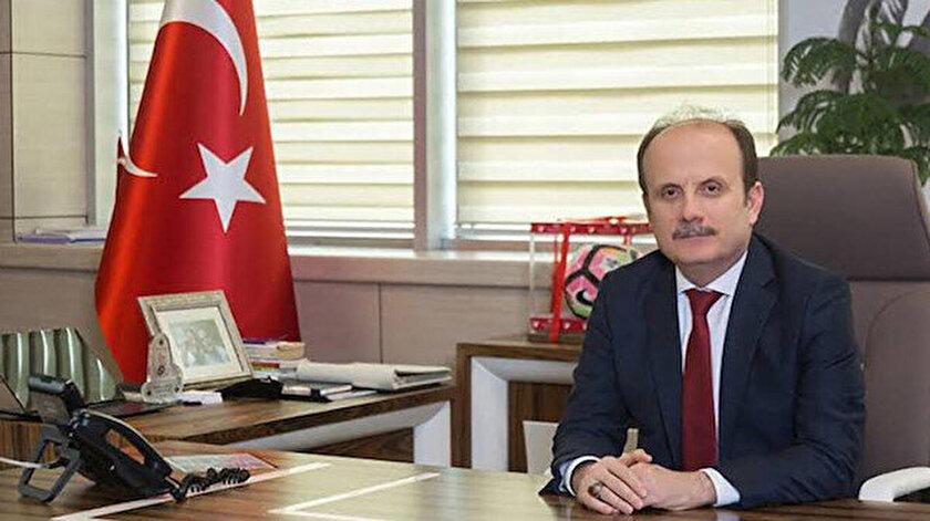 Mehmet Baykan, Spor Genel Müdürlüğüne atandı.