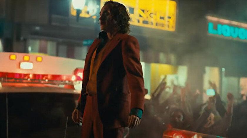 ABD'deki görüntüler Joker filmindeki sahneleri aratmıyor.