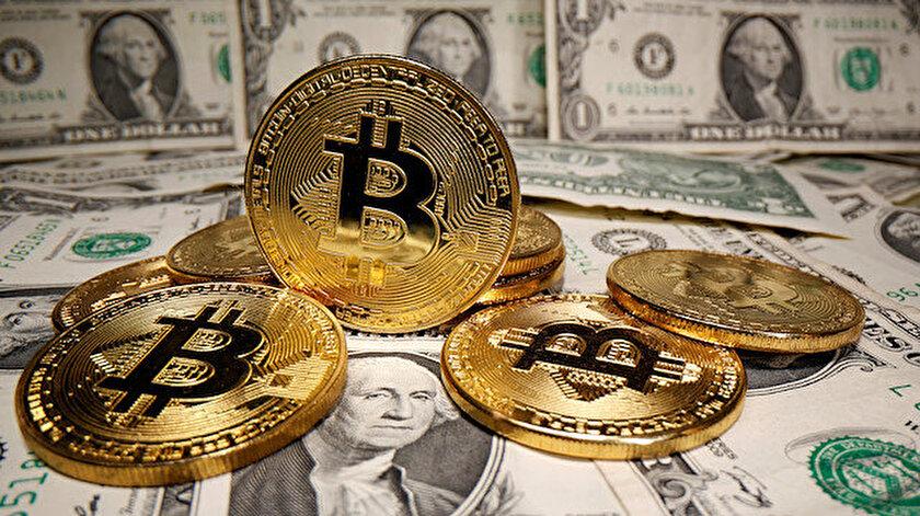 Bitcoin yine 10 bin doları aştı