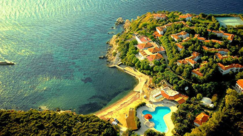 Teos Village Hotel