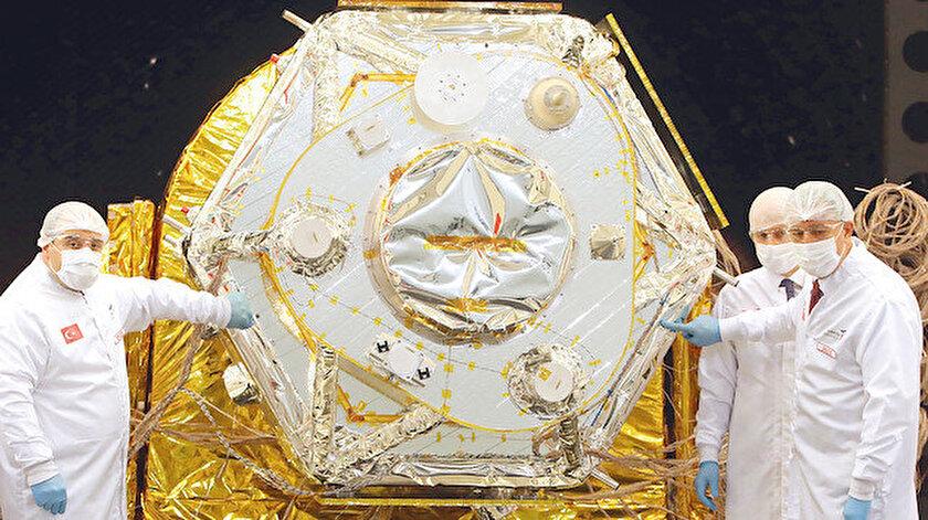 Milli uydu İmece gelecek yıl uzayda: Milli gözlem uydusu seneye uzayda olacak