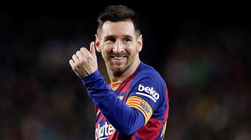 Barcelona ve Messiye Palandöken daveti