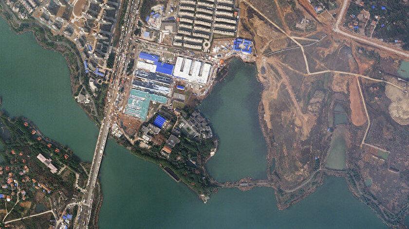 Harvard Üniversitesi: Uydu fotoğrafları salgının Çinde daha erken başladığına işaret ediyor