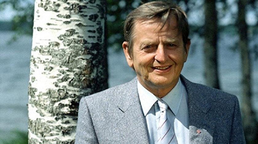 Sosyal Demokrat lider Palme, 34 yıl önce başkent Stockholm'ün merkezinde suikasta uğramıştı.