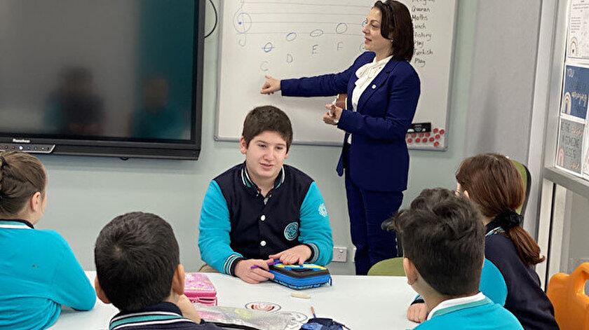 Maarif okulları, ülkenin en modern okulları arasında yer alıyor.