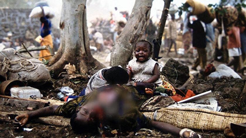 Fransa Eski Cumhurbaşkanı Mitterand: Ruanda Soykırımı ile ilgili arşivlerimi açacağım
