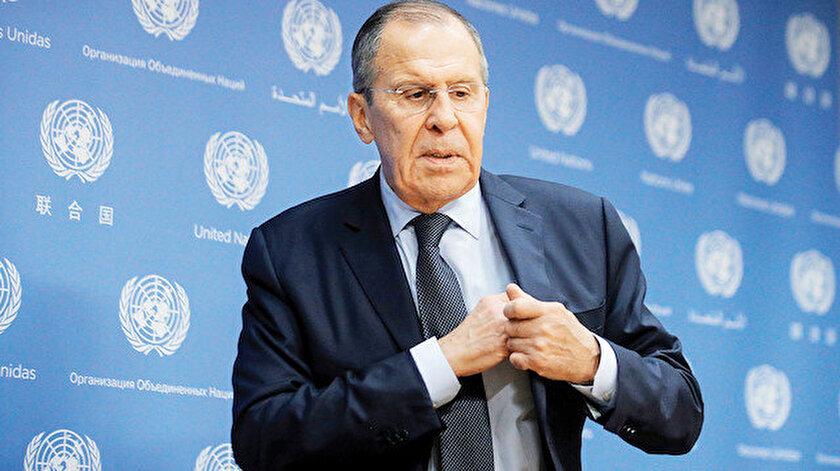 Lavrov gelmedi: İstanbuldaki görüşme sürpriz bir şekilde iptal edildi