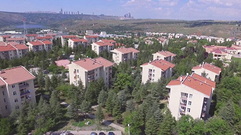 Türkiye genelinde 250 bin kamu lojmanı bulunurken bunlardan 50 bininin satışı planlanıyor.