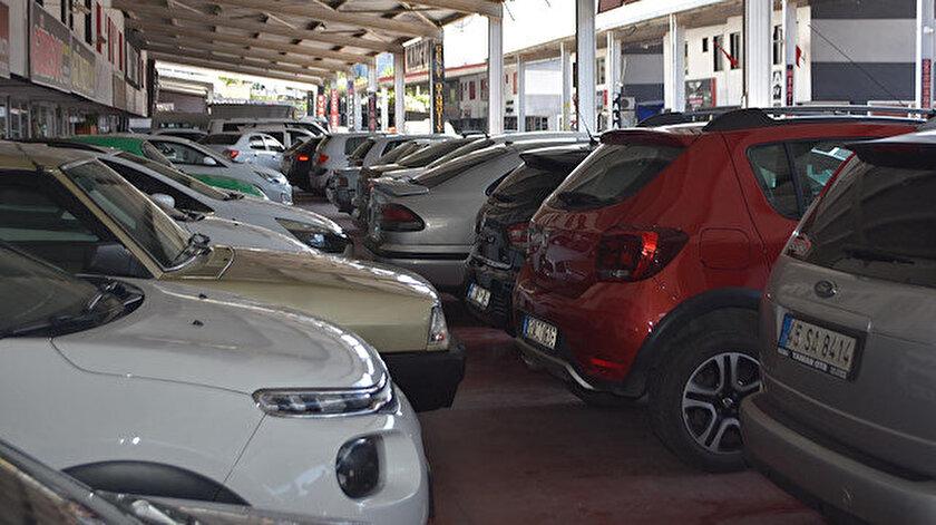 İkinci el araç piyasasının 6 ay daha normale dönmesi beklenmiyor.