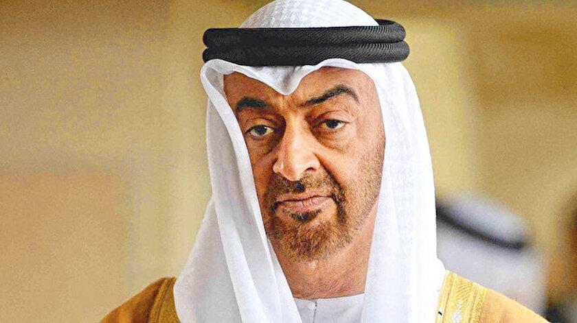 İsrailden itiraf: Zayed 25 yıldır bizimle çalışıyor