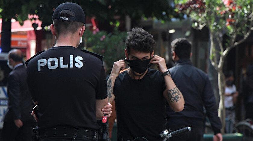 İçişleri Bakanlığı talimatı gönderdi: Maske takmamanın cezası ne ...