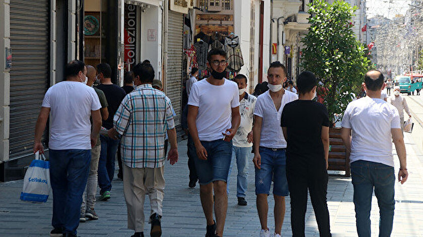 81 ilde bugün başladı: Maske takmayanlara 900 lira ceza