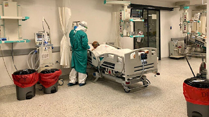 Koronavirüs hastalarında ortaya çıkmaya başladı: Virüsü yenenlerde tiroit dokusuna karşı antikor fazlalığı oluşturduğu tespit edildi