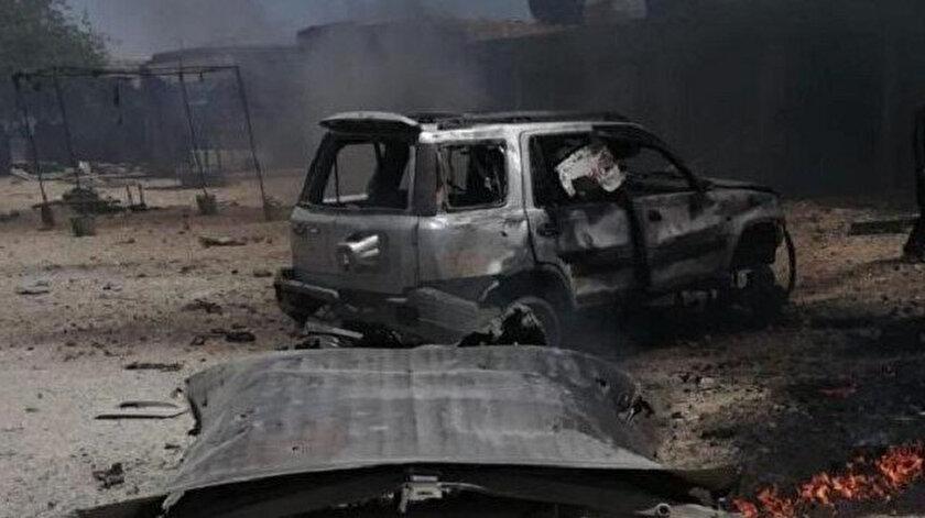 Terör örgütü PKK/YPG, yine sivilleri hedef aldı.