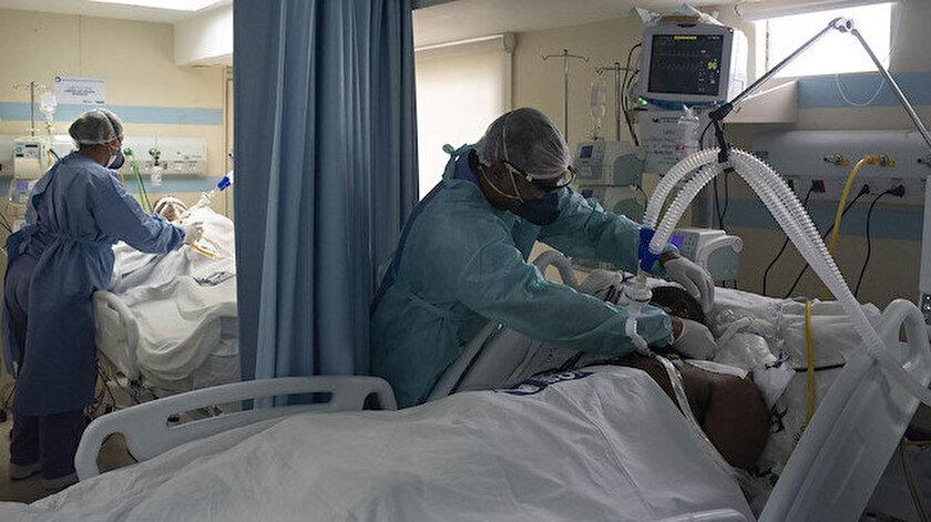3 ülkede korkunç koronavirüs tablosu: Son 24 saatte 2 bin 632 kişi öldü