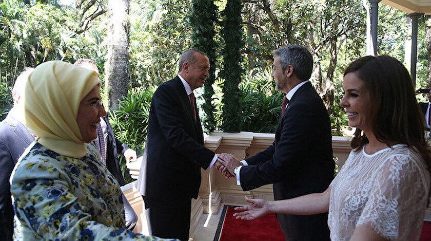 Paraguay First Ladysi Emine Erdoğandan yardım istedi: Türkiyeden 281 bin tıbbi malzeme gitti