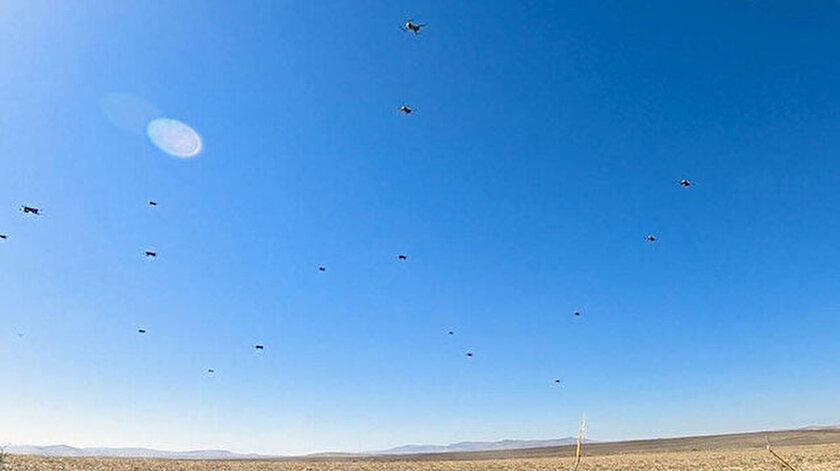 Alpagu kamikaze dronelar