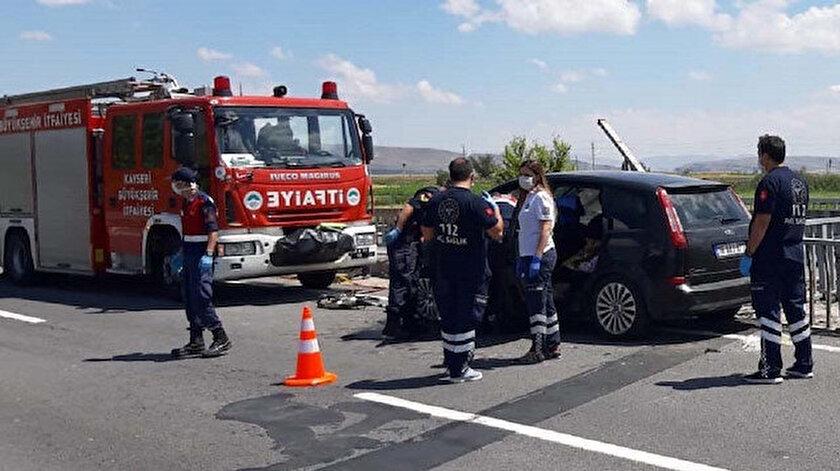 Polis, kazayla ilgili inceleme başlattı.  