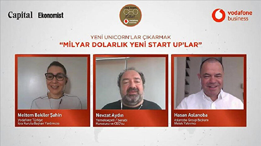 Türkiyeden daha fazla milyar dolarlık start up çıkmalı