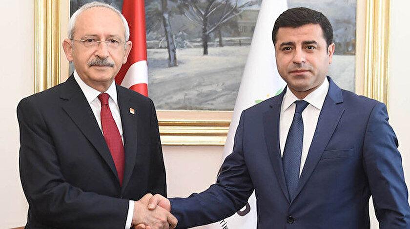 CHP lideri Kılıçdaroğlu'ndan HDP'lilere teşekkür: Adaylarımızı desteklemeleri bizi mutlu eder