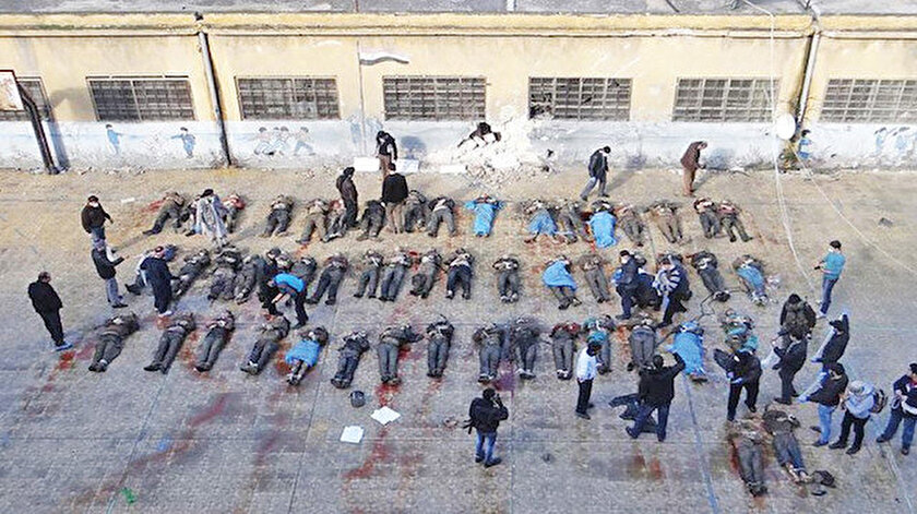 Suriye'de 2011'den bu yana çoğu Esed rejimi tarafından olmak üzere 177'si çocuk, 63'ü kadın toplam 14 bin 388 kişi işkence nedeniyle hayatını kaybetti.