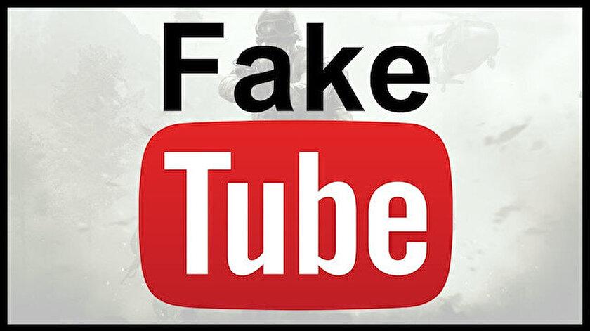 Küçük bir meblağ ile videonuza yüz binlerce like alabilir ya da beğenmediğiniz videoya sayısız dislike atabilirsiniz.