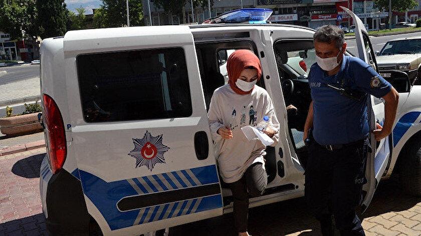 Polisler sınava giremeyecek durumda olan 35 öğrencinin sınava girmesini sağladı.