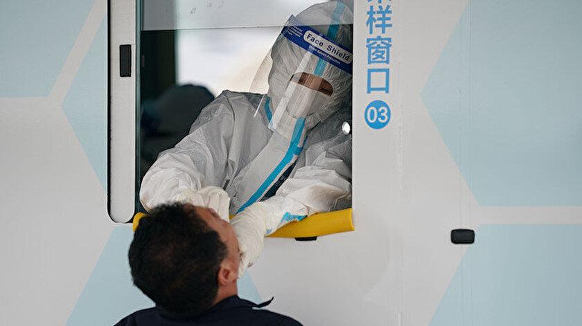 Çin'de 400 bin kişi yeniden karantinada.