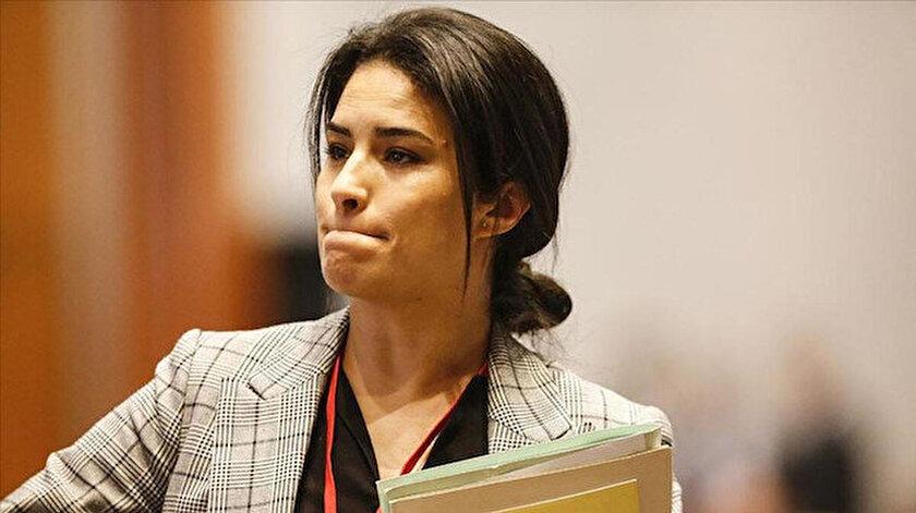 Fransız parlamenter Sonia Krimi